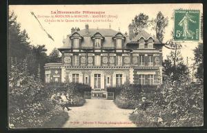 AK Maheru, Chateau de la Queue de Louviere