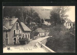 AK Gedre, Hotel de la Grotte et la Vieille Tour