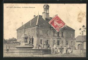 AK Saulnot, La Maison Commune