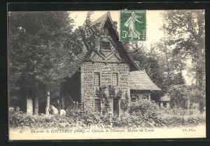 AK Couterne, Chateau de Chantepie, Maison du Garde