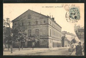 AK Belfort, Le Theatre