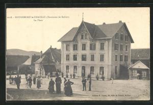 AK Rougemont-le-Chateau, La Place
