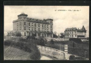 AK Limoges, Villa Bel-Air