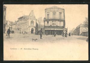 AK Limoges, Carrefour Tourny