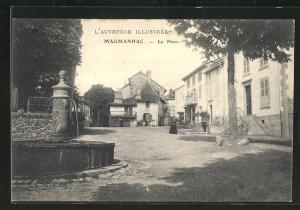 AK Marmanhac, La Place