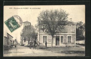 AK Niort, St. Liguaire