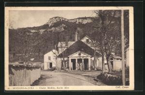 AK Moirans-du-Jura, Chalet Modele, Roche Rive