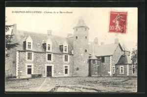 AK St-Sulpice-des-Landes, Chateau de la Barre-David