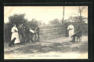 AK Landes, Joueurs de Quilles Le Rampeau