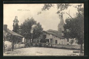 AK Orist, L`Eglise