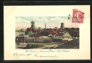 AK St.-Etienne, Mines de la Loire-Puits Chatelus