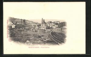 AK Saint-Ètienne, Puits Chatelus