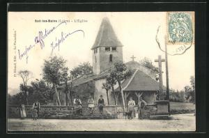 AK Sail-les-Bains, L`Èglise