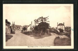 Passepartout-AK Sandillon, Quartier du Vivier