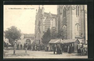 AK Bon-Encontre, Place de l`Eglise