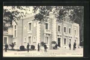 AK Le Loupillon, Residence familiale du President Fallieres, transformee par l`architecte Guillaume Tronchet