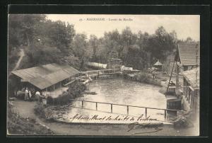 AK Marmande, Lavoir du Moulin