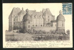 AK Hautefort, Le Chateau