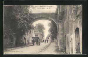 AK Amboise, Rue de Blere