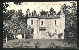 AK Faux-la-Montagne, Chateau de Thèzillat