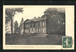 AK Lanouaille, Ancienne rèsidence du Marèchal Bugeaud