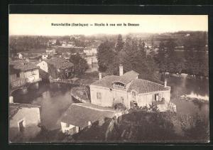 AK Bourdeille, Moulin à eau sur la Dronne