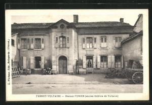 AK Ferney-Voltaire, Maison Fusier