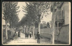 AK Montmerle, Le Boulevard