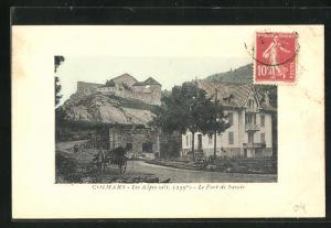 AK Colmars, Le Fort de Savoie