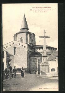 AK St-Savin, L`Eglise