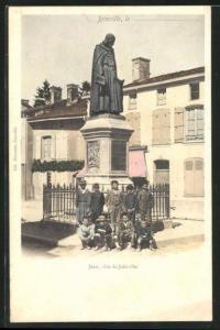 AK Joinville, Jean, sire de Joinville