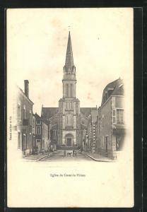 AK Cossè-le-Vivien, L`Eglise