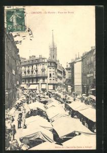 AK Limoges, Le Marchè-Place des Bancs