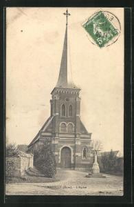 AK Marbeuf, L`Eglise