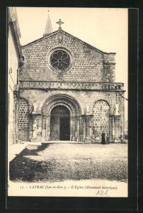 AK Layrac, L`Eglise