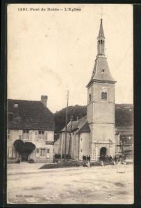 AK Pont-de-Roide, L`Eglise