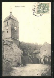 AK Mondon, L`Eglise