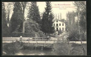 AK Valentine, Villa Igon