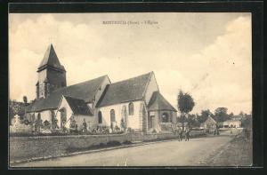 AK Montreuil, L`Èglise