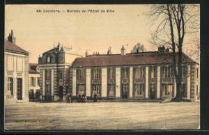 AK Louviers, Bureau de l`Hotel de Ville