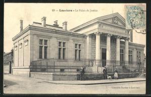 AK Louviers, Le Palais de Justice