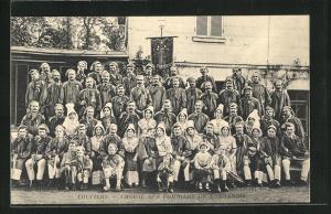 AK Louviers, Choraldes Pommiers de Normandie