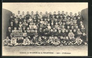 AK St-Louis-de-la-Mulotière, Colonie, 2. Groupe 1912