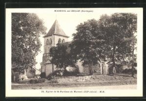 AK Mareuil-sur-Belle, Eglise de St-Pardoux