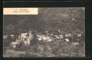 AK Saint-Mamet, Le Village