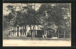 AK Barbazan, Villa Ferras