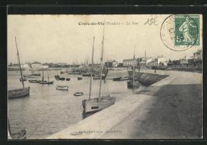 AK Croix-de-Vie, Le Port