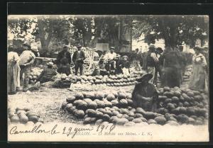 AK Cavaillon, Le Marchè aux Melons