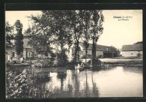 AK Chaen, Le Moulin