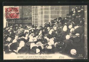 AK Le Puy, Jubilè de Notre-Dame 1910